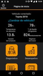 Captura de Pantalla 6 de OBDclick - Diagnóstico gratuito de auto OBD ELM327 para android
