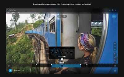 Captura de Pantalla 2 de GoPro Player para windows