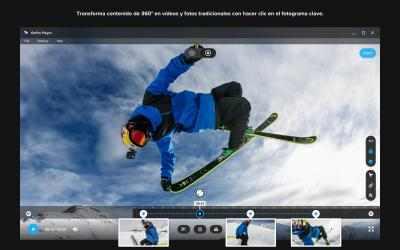 Captura 1 de GoPro Player para windows