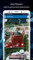 Screenshot 10 de Localizador de Satelite Calculadora de área Plato para android