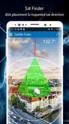 Captura de Pantalla 9 de Localizador de Satelite Calculadora de área Plato para android