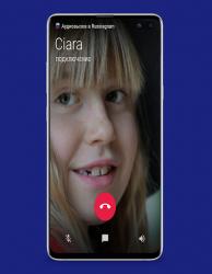 Captura de Pantalla 9 de Messenger Plus 2021 para android