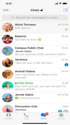 Imágen 3 de Messenger Plus 2021 para android