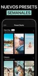 Captura de Pantalla 8 de Presets para Lightroom - Presets PRO y Trendy LR para android