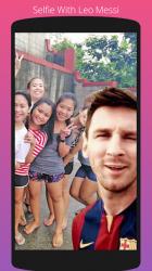 Captura 8 de Selfie Con Messi para android