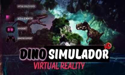 Screenshot 6 de Dino Simulador Pro (con Realidad Virtual) para windows