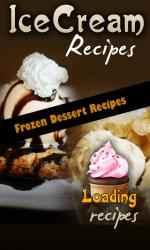 Captura de Pantalla 1 de Ice Cream Recipes para windows