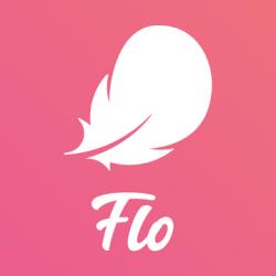 Captura 1 de Calendario Menstrual, Ovulacion dias Fertiles Flo para android
