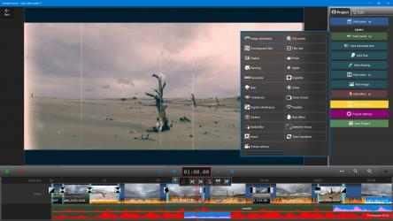 Captura de Pantalla 5 de crazy video maker 2 - editor de video y creador de películas para windows