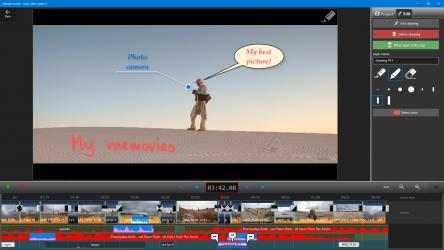 Captura de Pantalla 4 de crazy video maker 2 - editor de video y creador de películas para windows