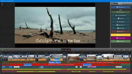 Captura 1 de crazy video maker 2 - editor de video y creador de películas para windows
