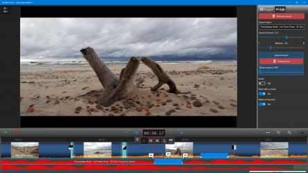 Imágen 8 de crazy video maker 2 - editor de video y creador de películas para windows