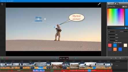 Captura de Pantalla 9 de crazy video maker 2 - editor de video y creador de películas para windows