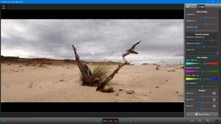 Captura de Pantalla 3 de crazy video maker 2 - editor de video y creador de películas para windows