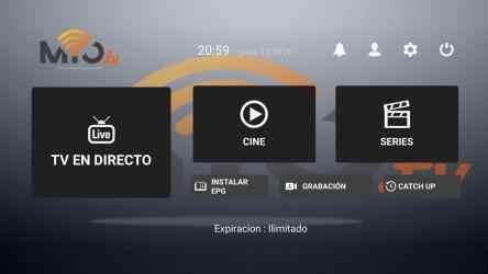 Captura 4 de Mio TV para android