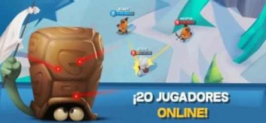 Captura de Pantalla 1 de Zooba: Juego de Animales para iphone