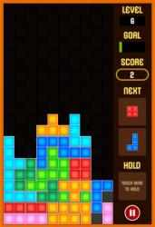 Screenshot 1 de BLOQUE PUZZLE TETRIS - LADRILLO CLÁSICO para windows