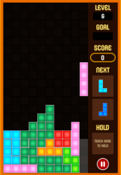 Captura de Pantalla 2 de BLOQUE PUZZLE TETRIS - LADRILLO CLÁSICO para windows