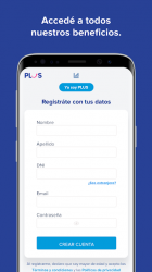 Screenshot 2 de PLUS LA ANONIMA para android