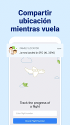 Captura 4 de Family Locator -  Localizador Familiar y Movil para android