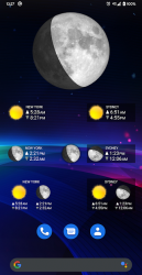 Captura 9 de Sundroid: Sunrise and Sunset para android