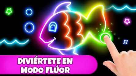 Captura de Pantalla 3 de Juegos de colorear: colores, pinturas y brillo para windows