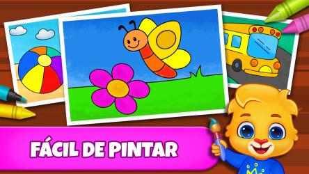 Captura 1 de Juegos de colorear: colores, pinturas y brillo para windows