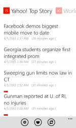 Captura 3 de Global News Reader para windows