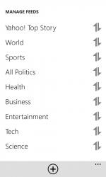 Imágen 4 de Global News Reader para windows