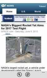 Captura de Pantalla 2 de Global News Reader para windows