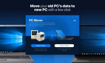 Captura de Pantalla 1 de PC to PC Transfer para windows