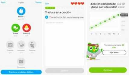 Imágen 3 de Duolingo para windows