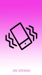Screenshot 6 de Fuerte Vibrador Aplicación | Extremo Vibración para android