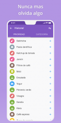 Screenshot 8 de La lista de la compra para android