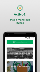Screenshot 2 de Activo2 para android
