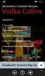 Screenshot 5 de Bartenders Cocktails Recipes para windows