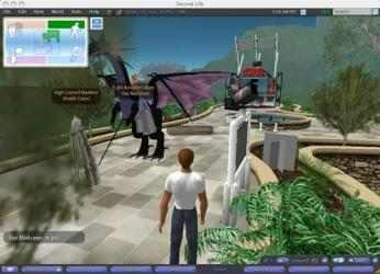 Captura de Pantalla 4 de Second Life para mac