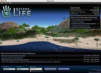 Captura 3 de Second Life para mac