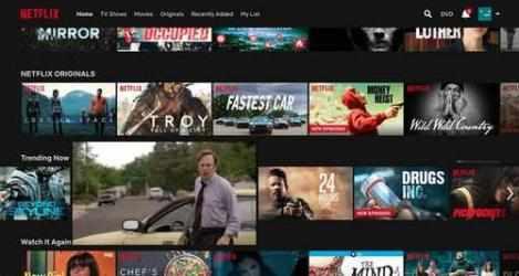 Screenshot 2 de Netflix para windows