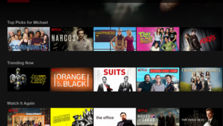 Captura 1 de Netflix para windows