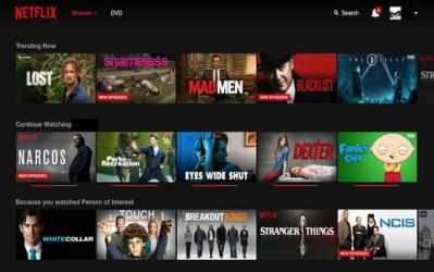 Captura 3 de Netflix para windows