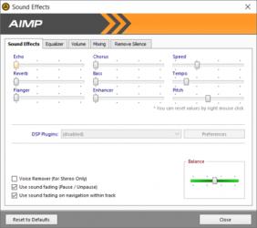 Captura 2 de AIMP para windows