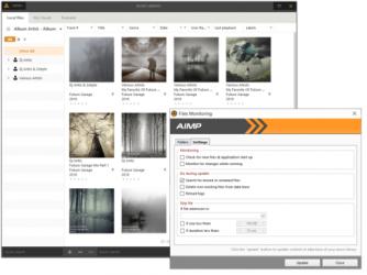 Screenshot 4 de AIMP para windows