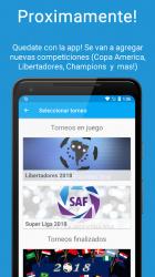 Imágen 6 de ProdeCA - Quiniela - Champions y Eurocopa 2021 para android