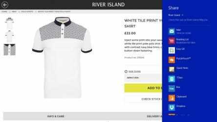 Captura de Pantalla 6 de River Island Clothing para windows