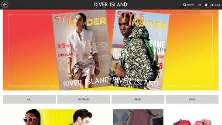 Captura de Pantalla 4 de River Island Clothing para windows
