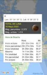 Captura de Pantalla 6 de Eclipse Calculator 2.0 para android