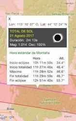 Captura de Pantalla 3 de Eclipse Calculator 2.0 para android
