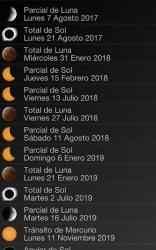 Captura de Pantalla 2 de Eclipse Calculator 2.0 para android