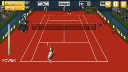 Captura de Pantalla 2 de Tennis Classic para windows